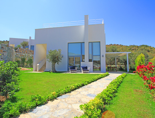 beach front property in bodrum